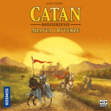 Catan - Miasta i Rycerze (nowa edycja)