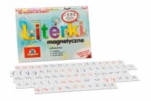 Alfabet Montessori - małe litery pisane