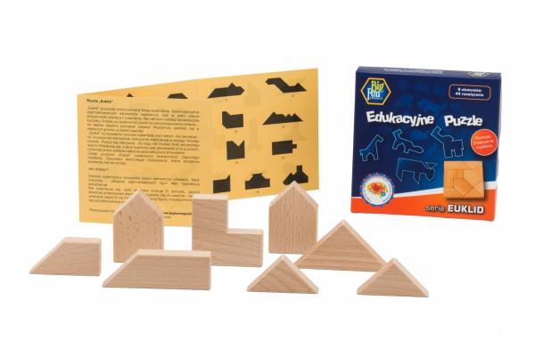 Puzzle - seria EUKLID