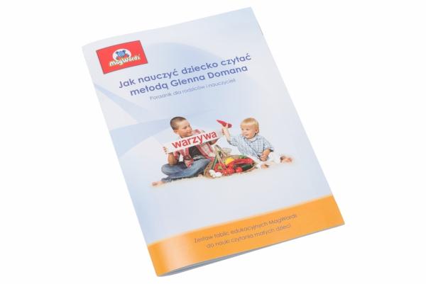 Zestaw Edukacyjny MagWords - DOPPIO (360 elementów)