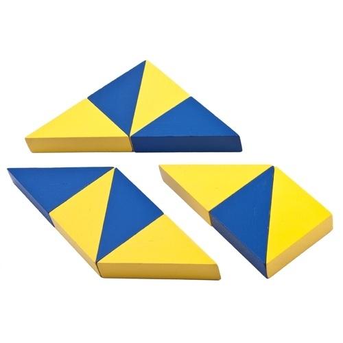 Puzzle - seria CHECKERED 8