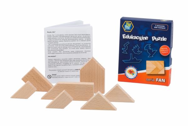 Puzzle - seria FAN