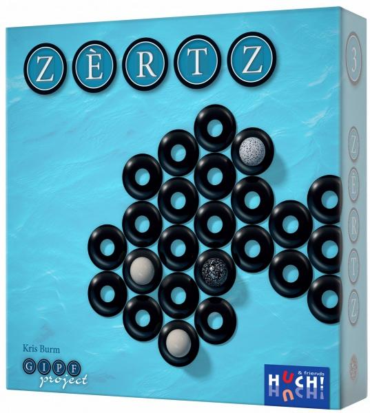 Seria Gipf 3: ZERTZ
