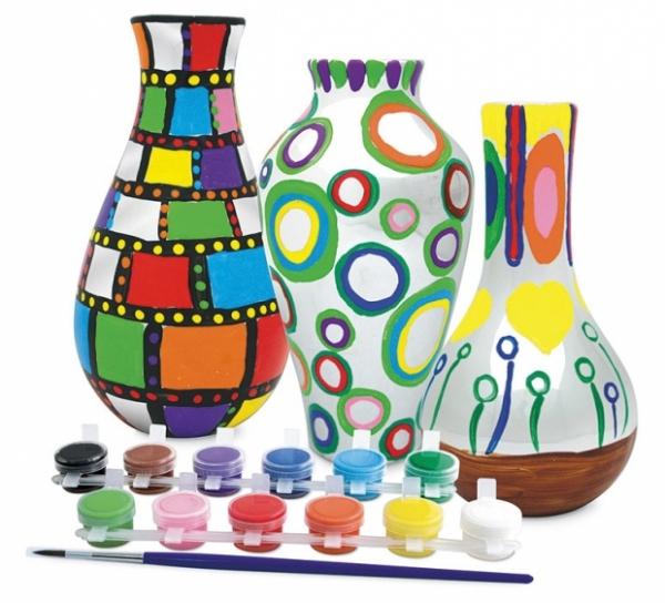 Stwórz własny wzór porcelany - Flakony